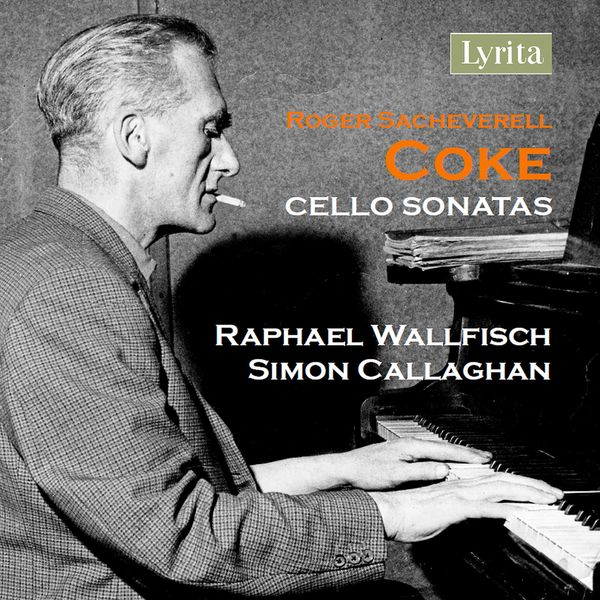Raphael Wallfisch - Coke: Cello Sonatas