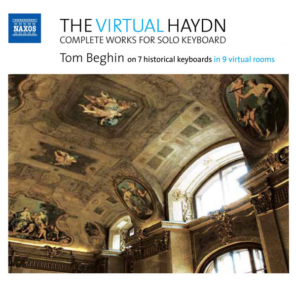 Tom Beghin - The Virtual Haydn: Complete Works for Solo Keyboard