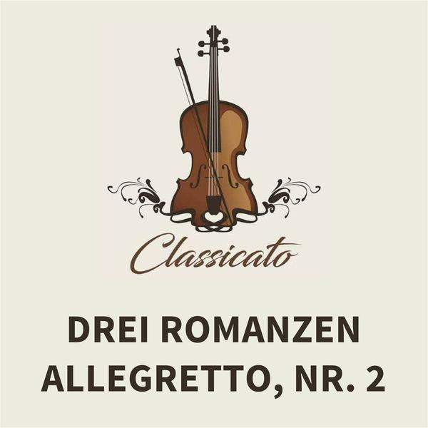 Clara Schumann - Drei Romanzen, Nr. 2, Allegretto