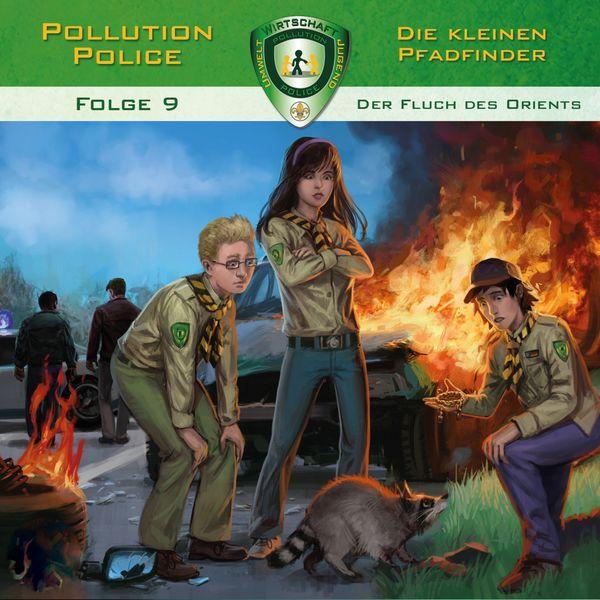 Pollution Police Folge 9: Der Fluch des Orients