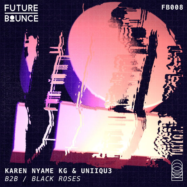 Karen Nyame KG - B2B / Black Roses