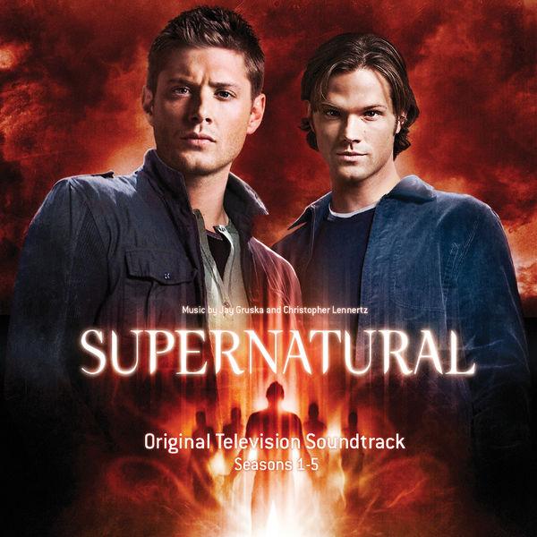 Christopher Lennertz - Supernatural: Seasons 1-5 (Original Television Soundtrack)