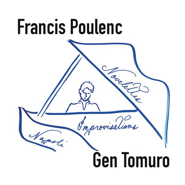 Gen Tomuro - Poulenc: Piano Works