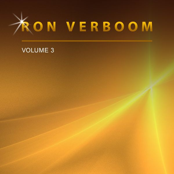 Ron Verboom - Ron Verboom, Vol. 3