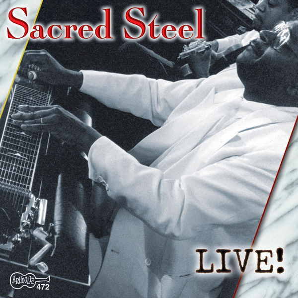 Various Artists - Sacred Steel: Live!