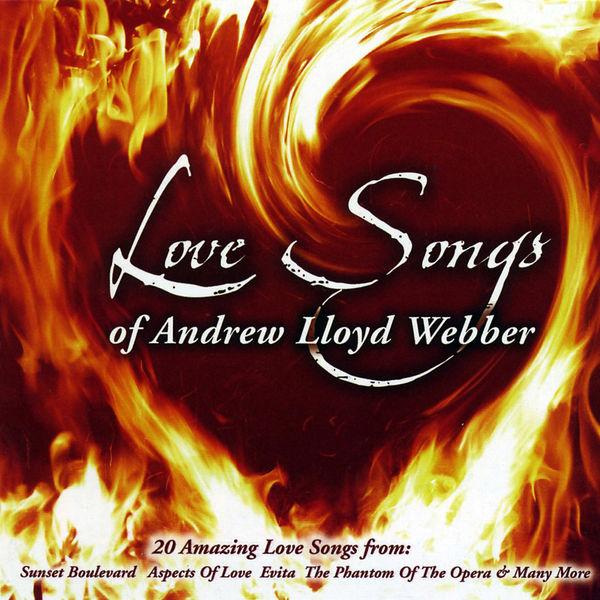 Various Artists - Love Songs of Andrew Lloyd Webber