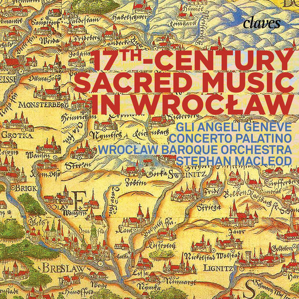 Stephan MacLeod - 17th Century Sacred Music in Wrocław