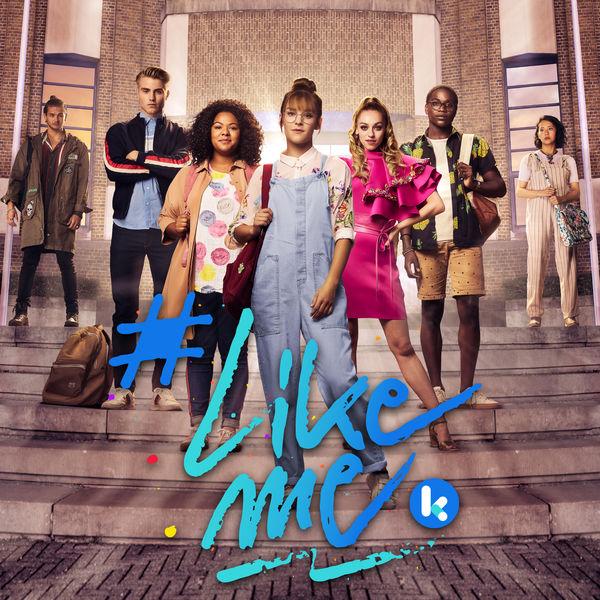 #LikeMe Cast - Ademloos