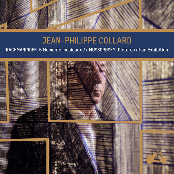 Jean-Philippe Collard - Mussorgsky : Pictures at an exhibition (+Rachmaninoff)