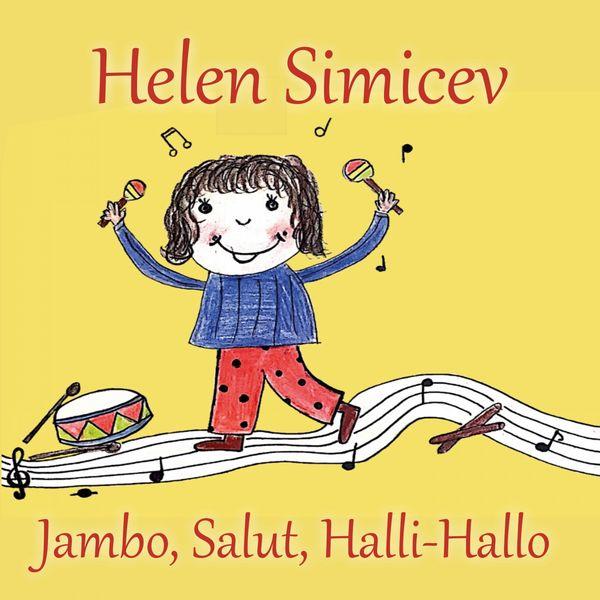 Helen Simicev - Jambo, salut, halli-hallo