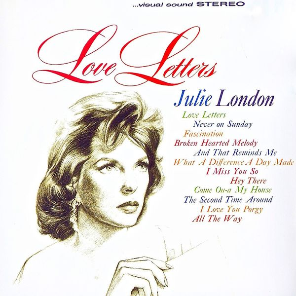 Julie London - Love Letters