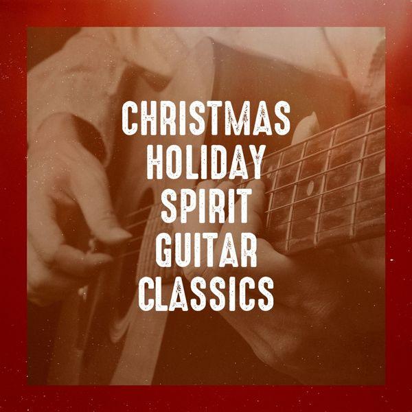 The most beautiful guitar christmas carols   soft guitar music.