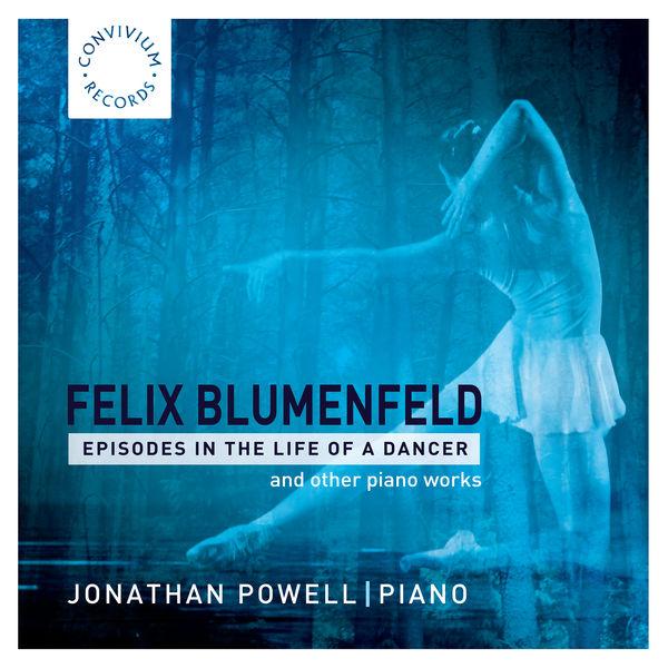 Jonathan Powell - Blumenfeld: Piano Works