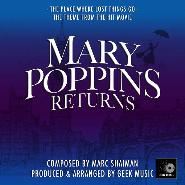 Mary Poppins Font Download