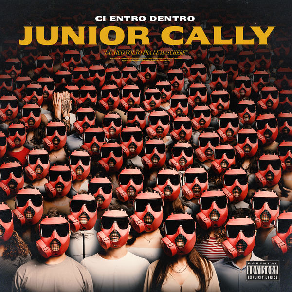 Junior Cally - Ci entro dentro