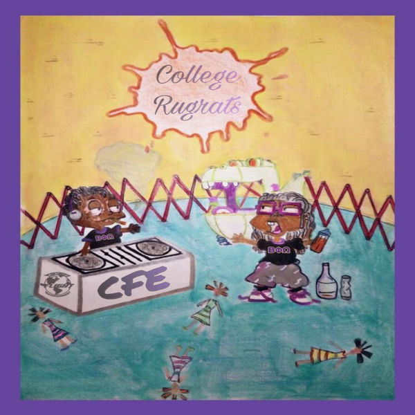 PeeWee - College Rugrats
