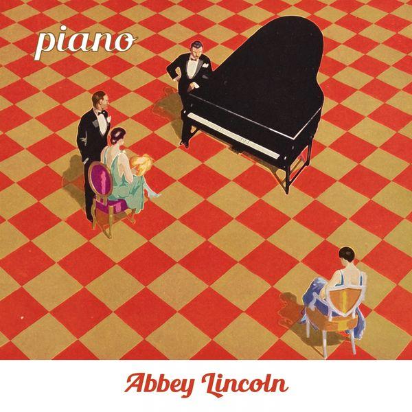 Abbey Lincoln - Piano