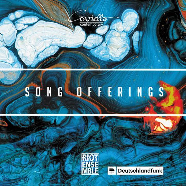 Riot Ensemble - Song Offerings (Coviello Contemporary)