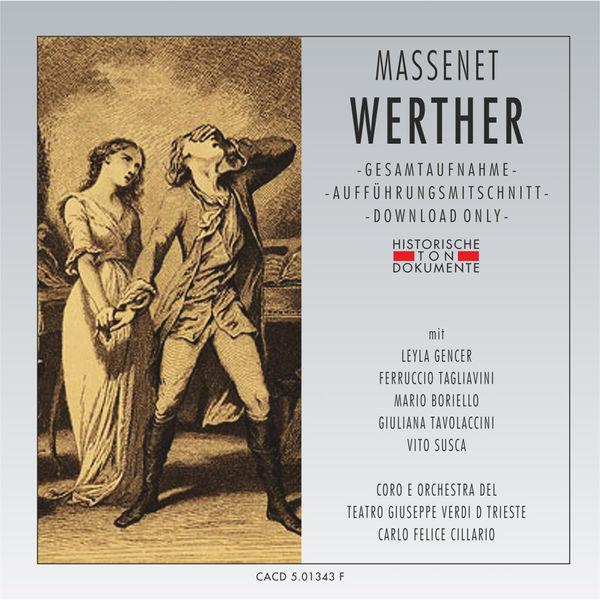 Coro Del Teatro Verdi Di Trieste - Jules Massenet: Werther