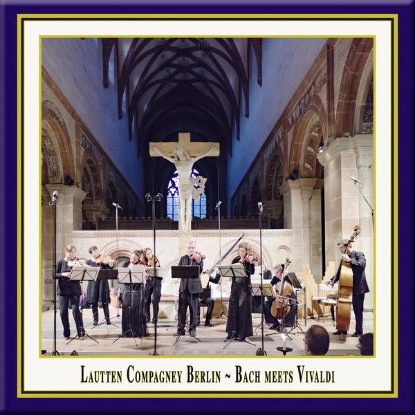 Julia Schröder - Klangraum Kloster Maulbronn: Bach Meets Vivaldi (Live)