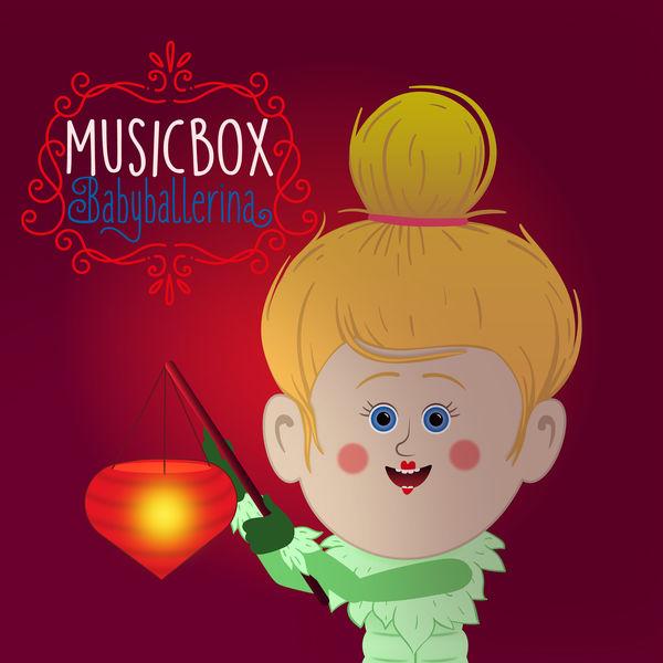 LL Kids Kinderlieder - Spieluhr Baby Ballerina