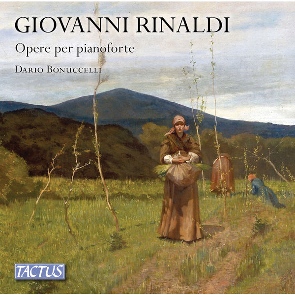 Dario Bonuccelli - Rinaldi: Piano Works