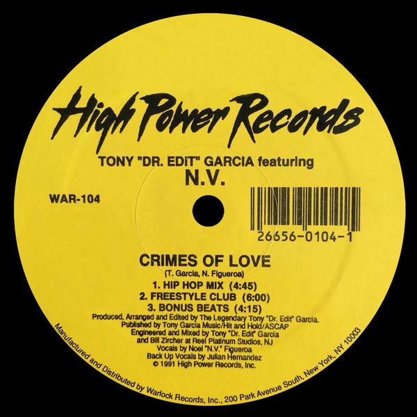 N.V. - Crimes of Love