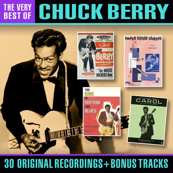 Chuck Berry - The Very Best Of (Bonus Tracks Edition)