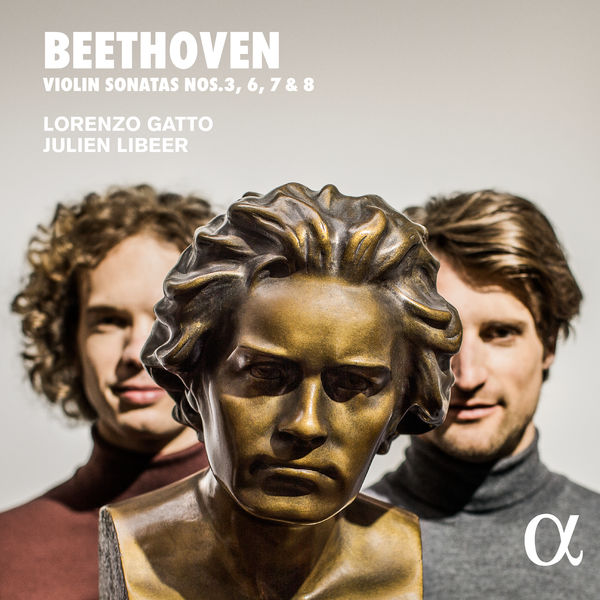 Lorenzo Gatto - Beethoven: Violin Sonatas