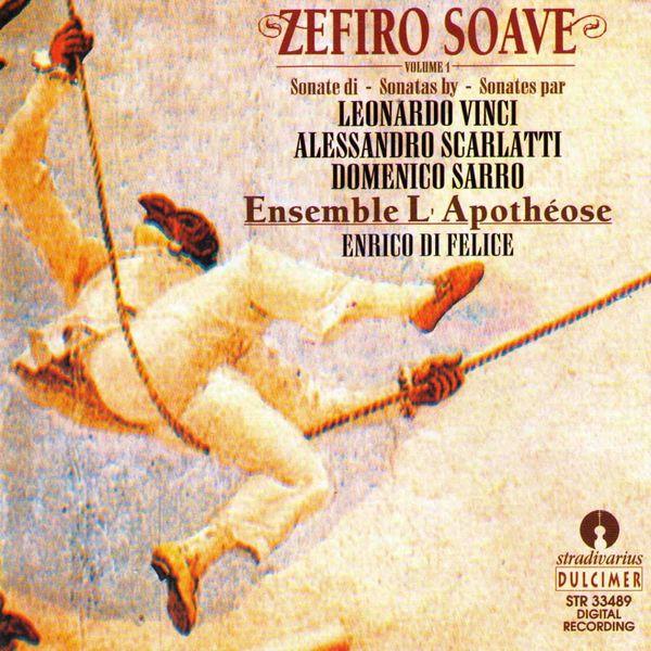 Enrico di Felice - Zefiro soave, Vol. 1