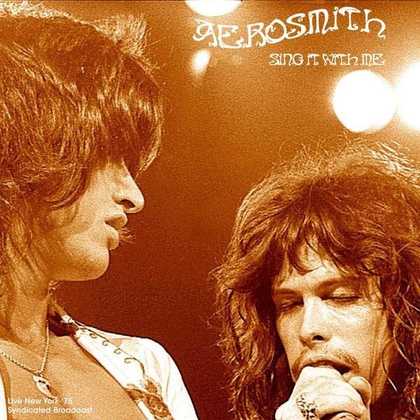 Aerosmith - Sing It With Me