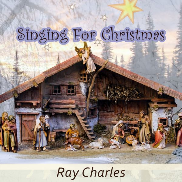 ray charles singing for christmas new release