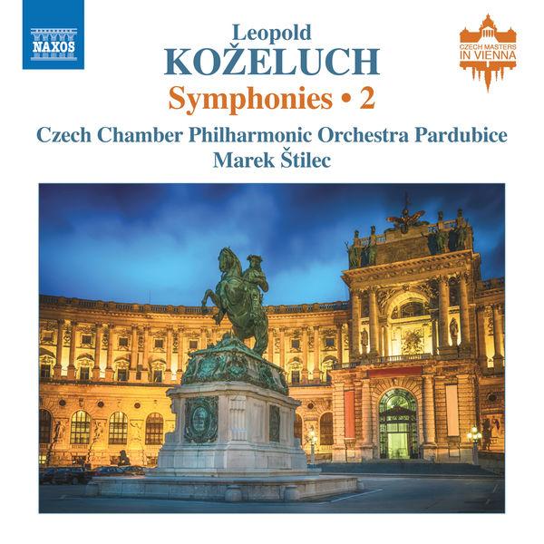 Czech Chamber Philharmonic Orchestra Pardubice - Koželuch: Symphonies, Vol. 2