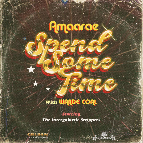 amaarae - Spend Some Time