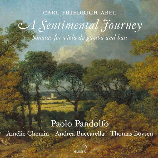 Paolo Pandolfo - A Sentimental Journey