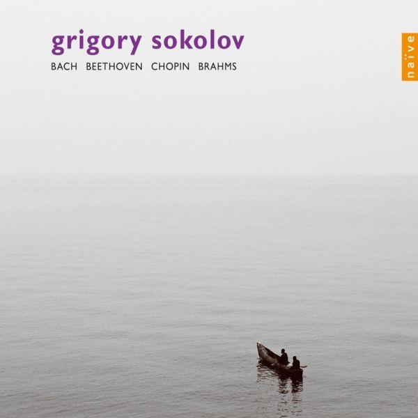 Grigory Sokolov - Bach, Beethoven, Brahms & Chopin: The Recordings of Grigory Sokolov
