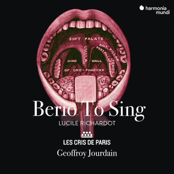 Lucile Richardot|Berio To Sing