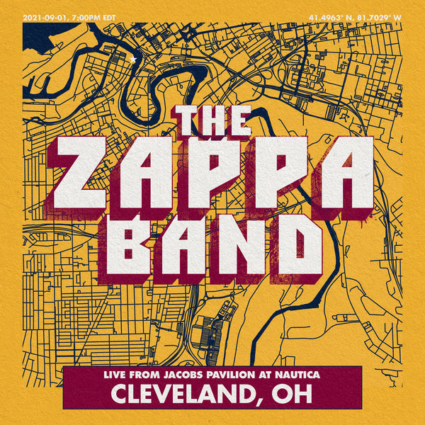 The Zappa Band|Cleveland (Live)