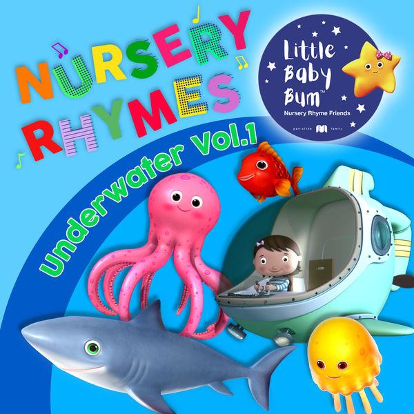 Little Baby Bum Nursery Rhyme Friends - Underwater Songs, Vol. 1