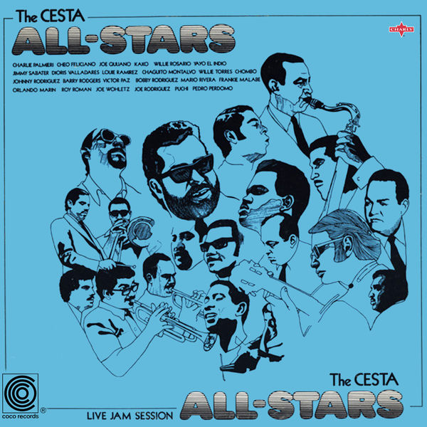The Cesta All-Stars - Live Jam Session
