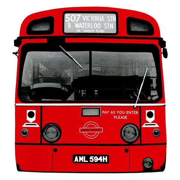 Andreas Schulz - London Transport (Red Line Bus Version)