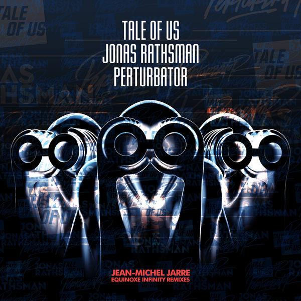 Jean Michel Jarre - Equinoxe Infinity (Remix EP)