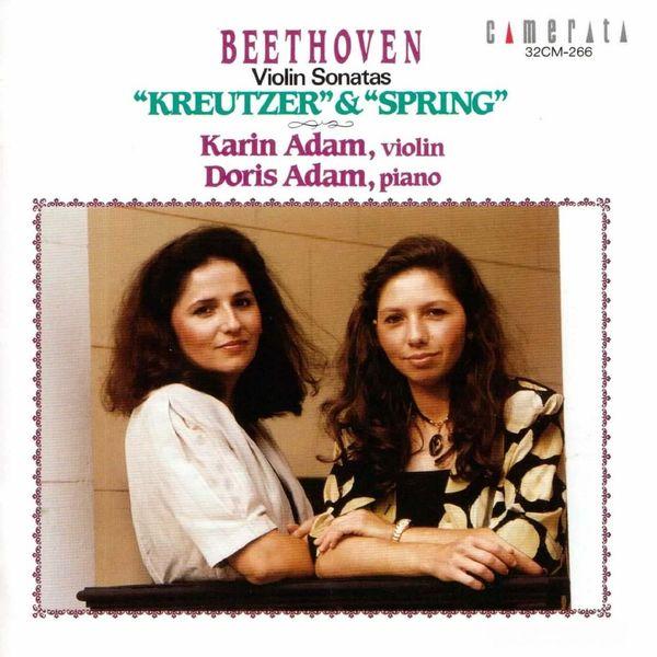 Karin Adam - Beethoven: Violin Sonatas