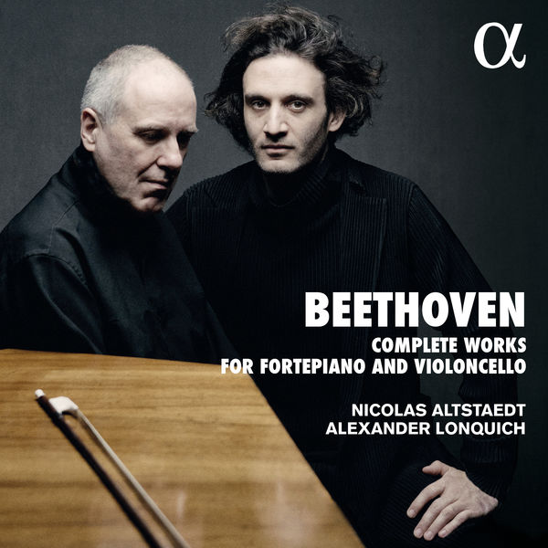 Nicolas Altstaedt - Beethoven: Complete Works for Fortepiano and Violoncello