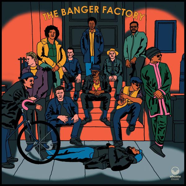 Mark Kavuma - The Banger Factory