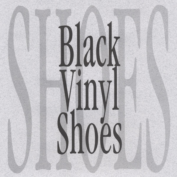 Shoes - Black Vinyl Shoes