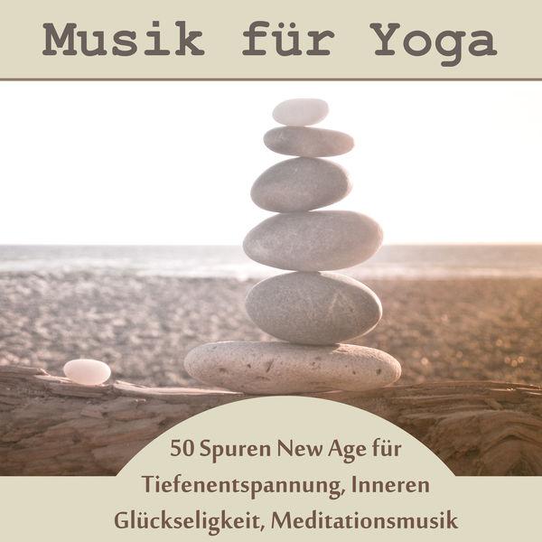 Muskelentspannung Musik Welt - Musik für Yoga: 50 Spuren New Age für Tiefenentspannung, Inneren Glückseligkeit, Meditationsmusik