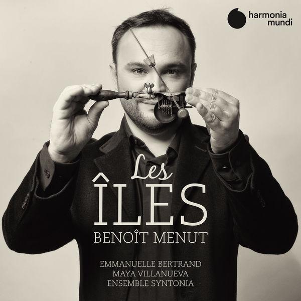 Emmanuelle Bertrand - Benoît Menut: Les Îles