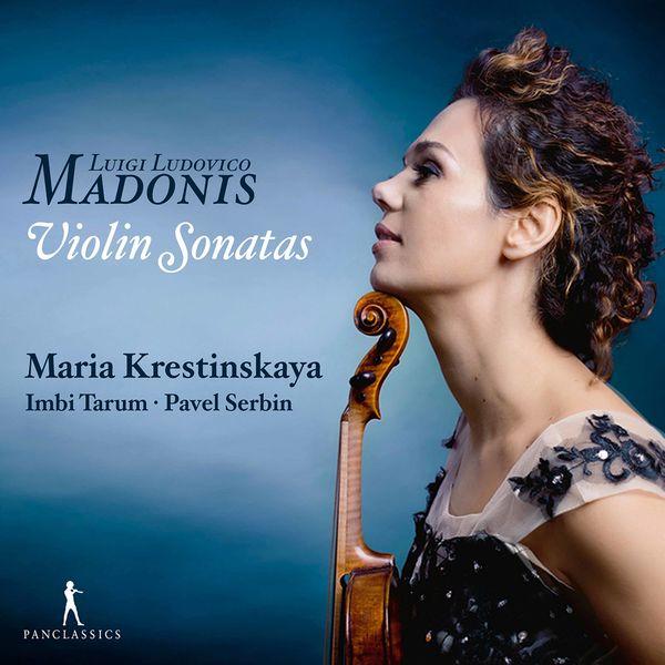 Maria Krestinskaya - Madonis: Violin Sonatas