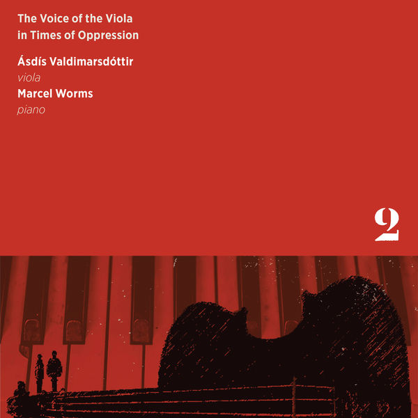 Marcel Worms - The Voice of the Viola in Times of Oppression, Vol. 2